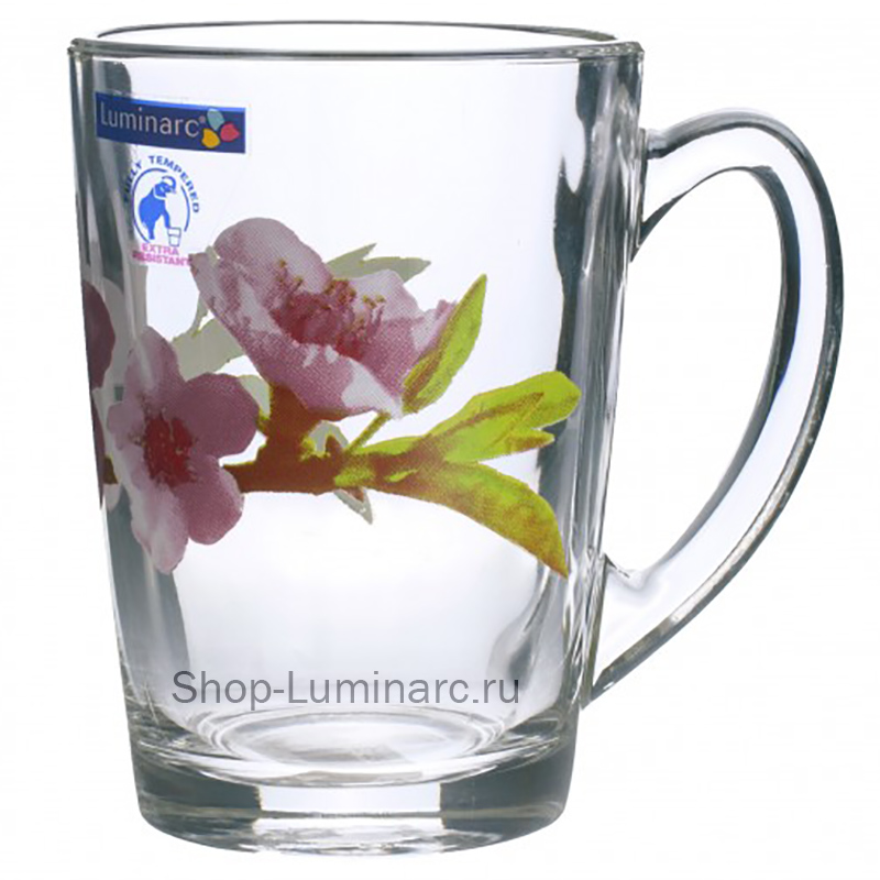 Кружка Luminarc New Morning Water Color Уотер Колор - 320 мл