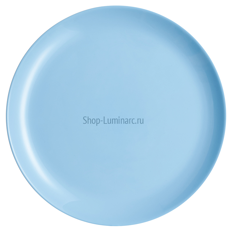 Тарелка десертная Luminarc Diwali Light Blue Дивали Лайт Блю, 19 см_product