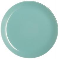 Тарелка обеденная Luminarc Arty Soft Blue Арти Софт Блу - 26 см.